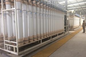 天津凌庄子水厂30万吨/日自来水项目