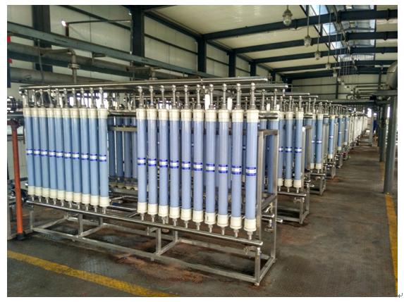 安徽巨成精细化工有限公司丙烯酰胺发酵液浓缩项目