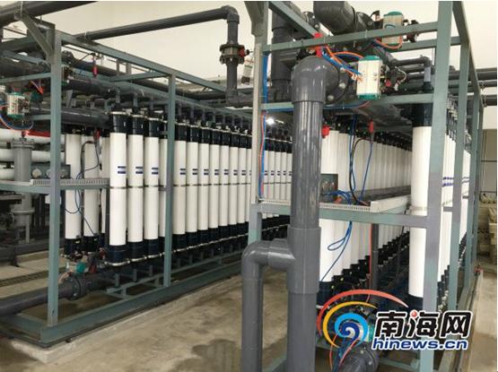三沙永兴千吨海水淡化厂海水淡化ballbet体育平台