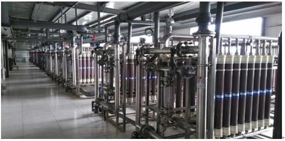 山东宝莫生物化工股份有限公司丙烯酰胺发酵液浓缩项目